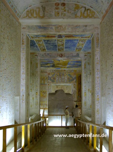 196 Gypten Reisebericht 2003 Tal Der K 246 Nige